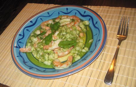 Shrimp Aguachile Recipe