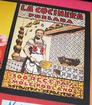 A classic mexican cookbook