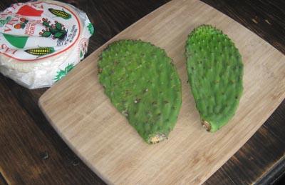 Mexican Nopales