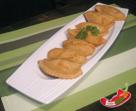 Empanadas maison