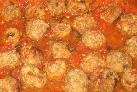 Mexican Albóndigas from Sinaloa